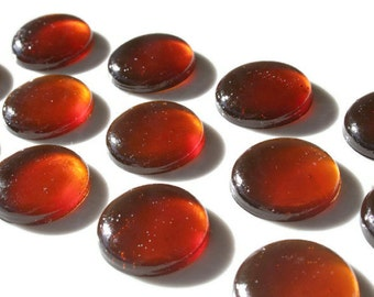 Hard Candy Drops - Root Beer Flavor  - 20 Candy Pack - Cake Decorations, Wedding Favors, Party Favors