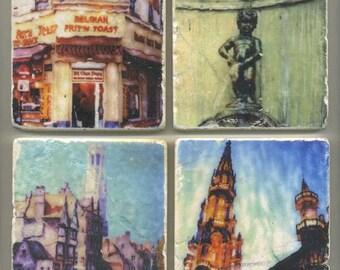 Belgium Collection - Original Coasters