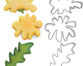 Sweet Elite Dandelion Cookie Cutter Set By Blyss Cookies