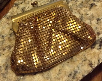 Vintage West German Coin Purse