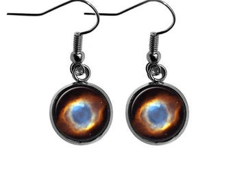 NASA Photograph The Sun Earrings