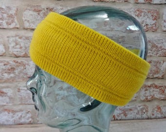Ski Winter Headband 80s Retro Vintage Approx.42cm x 8cm