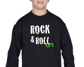 Boy sweater ROCK & ROLL BOY