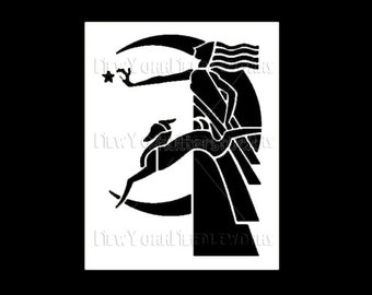 Art Deco Woman Cross Stitch, Art Deco, Gazelle, Art Deco Silhouette, Art Deco Pattern, Cross Stitch, Silhouette from NewYorkNeedleworks