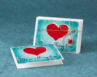 BlessBack Note Cards - Tell someone why he or she is a blessing to you!