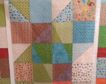 REDUCED!! Toddler Quilt