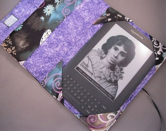 Kindle Case EReader Nook Beatiful Butterflies