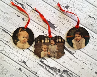 Gifts for Mom, Christmas Gift, Caricatures Ornament, Christmas Decoration, Christmas Ornament, Gifts for Her, First Christmas