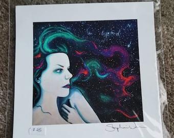 Starchild 8x8 Print