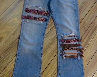 Boho Levi Bootcut 515 Jeans