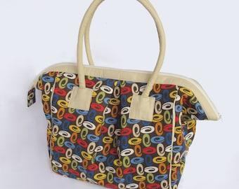 Taormina Bag - immediate download pdf sewing pattern
