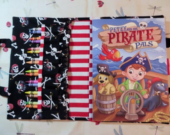 50 % OFF PIRATE Take Everywhere Coloring