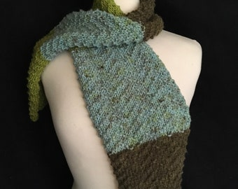 Cheveron Kid's Scarf