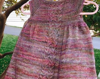 Anakhoreo Baby Dress PDF pattern