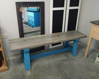 Farm House Bench