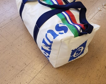 The Original Recycled Sail Cloth kit bag