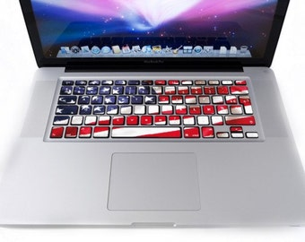 Keyboard for MacBook stickers