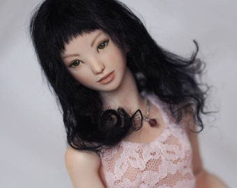 InSu, OOAK porcelain ball jointed doll (bjd)