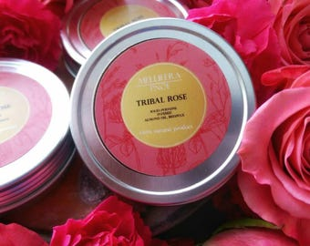 Tribal Rose Solid Perfume - sample size