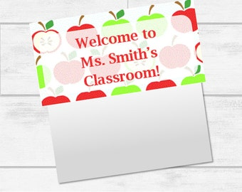 First Day of School Bag Topper INSTANT DOWNLOAD Class Party Favor Teacher Gift