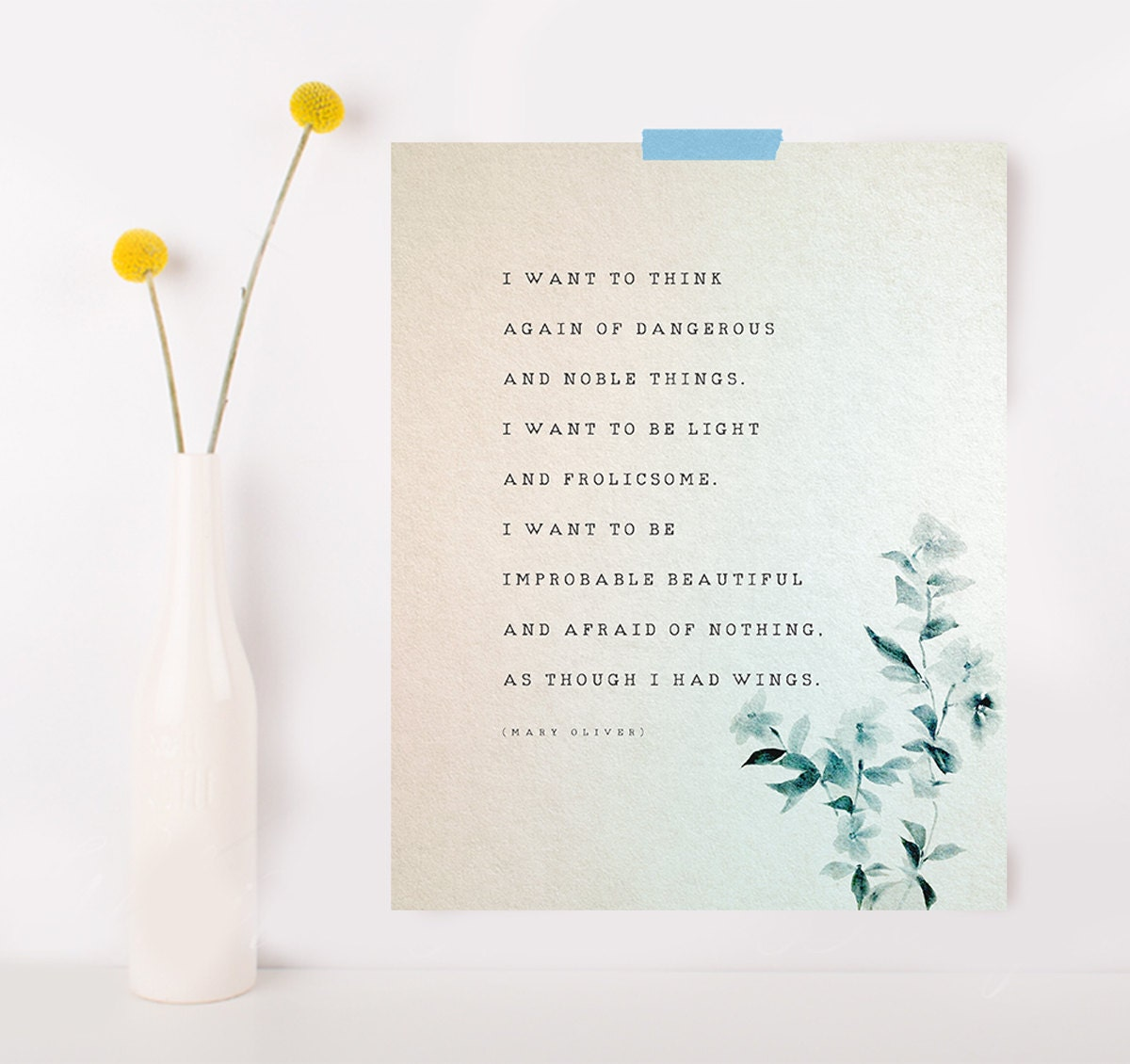 Mary Oliver Love Quotes Mary Oliver Poetry Quote I Want To Think Again Of Dangerous