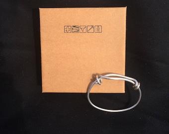 Sterling Silver Slider Bracelet