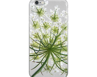 iPhone Case, Spring phone case, Queen Anne's Lace