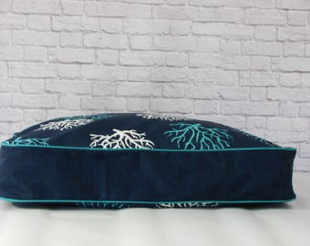 Dog Bed Cover OUTDOOR Fabric, Custom Duvet Covers, Pet bed Cover, Small, Medium, Lg, XLG Dog Bed Covers