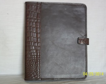 Leather Handcrafted Organizer
