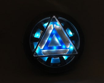 Arc Reactor, MK5, 3D printed, Unofficial