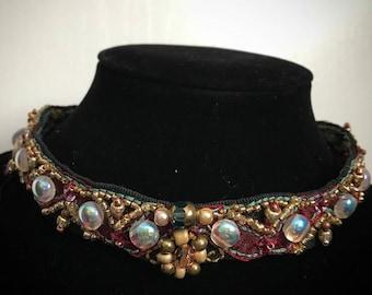 Choker Necklace 2018-4