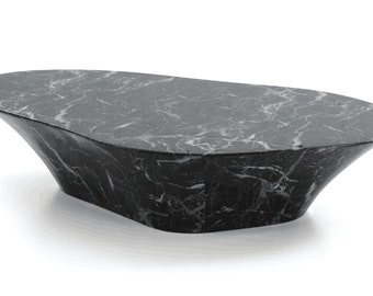 Marble Coffee Table, Sculpture Marble Coffee Table, Artificial Marble Coffee Table, Marble Center Table