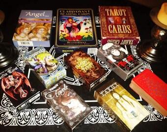 12 card year tarot reading