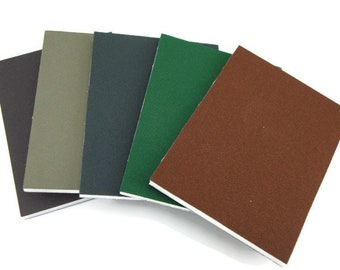 Micro Mesh Sanding Pads - Polymer Clay Finishing - Sanding pad set of 5 - Reliable sanding pads