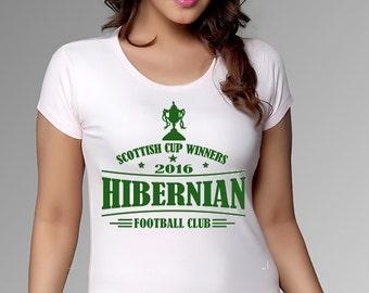 Hibernian Scottish Cup 2016 Winners