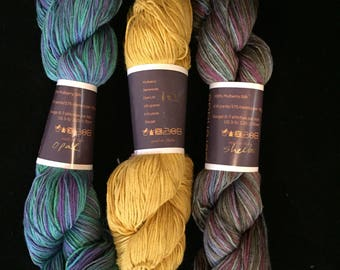 Silk DK Weight Yarn for Weaving or Knitting