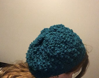 Simple Crochet Hat