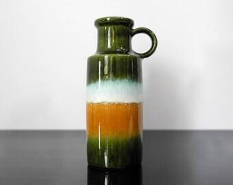Ceramic Vase / Scheurich / Germany / 70s / Vintage