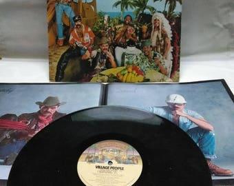 Village People Go West Album