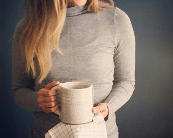set of 2 large mugs