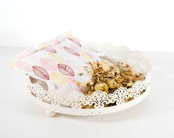 Dream Pillow - Romantic Dreams - Calendula, Mugwort, Lavender - Herbal Dream Pillow - Herb Gift - Herbal Gift - Natural Gift - Herb Sachet