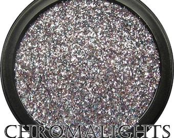 Chromalights Foil FX Pressed Glitter-Silver Charm