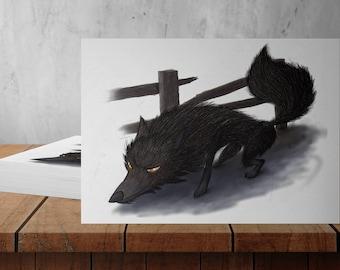Three Little Pigs - Big Bad Wolf
