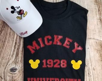 Mickey University Tshirt