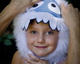 Yeti Hat for Kids