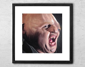Sloth - The Goonies - Painting - Goonies Poster - The Goonies Art Print - Movie Poster - Dark Art - 80s - Pirate - Comedy - Cult Film Poster