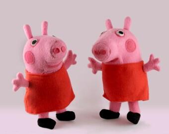 Peppa Pig Plush