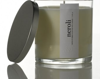 Neroli Scented Artisan Soy Candle