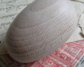 Sajou Traditional Wooden Darning Egg