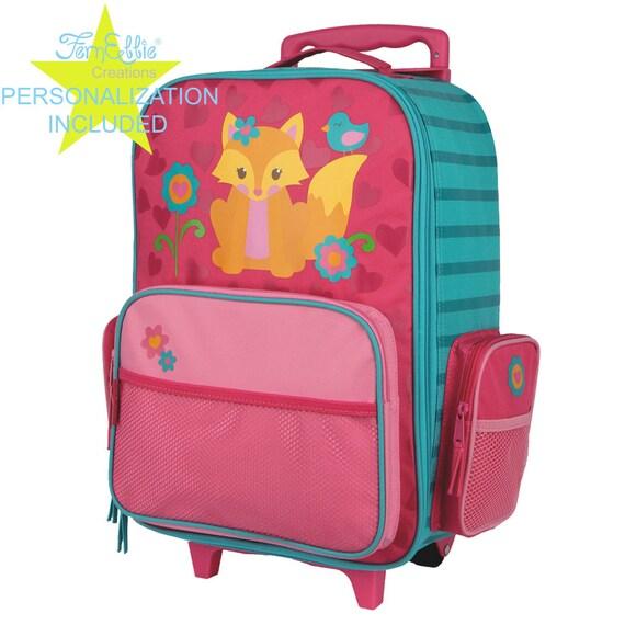 FOX Stephen Joseph Classic Rolling luggage